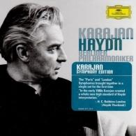 "Herbert von Karajan (Герберт фон Караян): Haydn: 6 ""Paris"" & 12 ""London"" Symphonies"