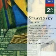 Riccardo Chailly (Рикардо Шайи): Stravinsky: Ballets - Le Sacre du Printemps, Petro