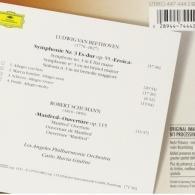"Carlo Maria Giulini (Карло Мария Джулини): Beethoven: Symphony No.3 ""Eroica"" / Schumann: Manf"