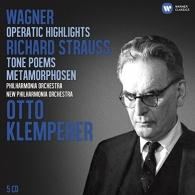 Otto Klemperer (Отто Клемперер): Wagner: Operatic Highlights; R. Strauss: Tone Poem