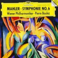 Pierre Boulez (Пьер Булез): Mahler: Symph.6