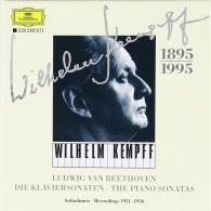 Wilhelm Kempff (Вильгельм Кемпф): Beethoven: 32 Klaviersonaten