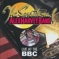Alex Harvey (Алекс Харви): Live At The BBC