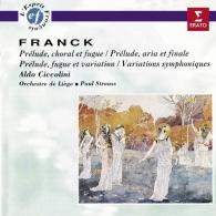 Aldo Ciccolini (Альдо Чикколини): Preludes/Variations Symphon.