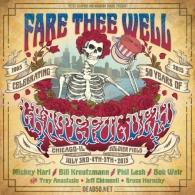 Grateful Dead: Fare Thee Well - Soldier Field In Chicago July 3, 4 & 5, 2015 - Best Of