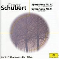 Karl Boehm (Карл Бём): Franz Schubert: Symphonies Nos. 8 Unfinished and 9