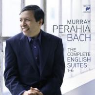 Murray Perahia (Мюррей Перайя): The English Suites