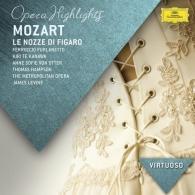 James Levine (Джеймс Ливайн): Mozart: Le Nozze Di Figaro - Highlights