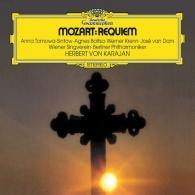 "Herbert von Karajan (Герберт фон Караян): Mozart: Requiem; ""Coronation Mass"""