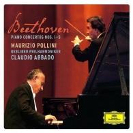 Maurizio Pollini (Маурицио Поллини): Beethoven: Piano Conc.1-5,Triple Concerto