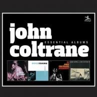 John Coltrane (Джон Колтрейн): Essential: Lush Life/Soultrane/Stardust/Kenny Burrell& Coltrane