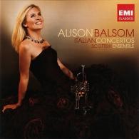 Alison Balsom (Элисон Болсом): Italian Concertos