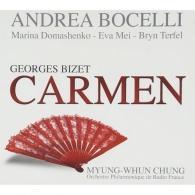 Andrea Bocelli (Андреа Бочелли): Bizet: Carmen