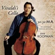 Yo-Yo Ma (Йо-ЙоМа): Vivaldi's Cello