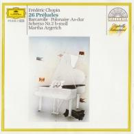 Martha Argerich (Марта Аргерих): Chopin: 24 Preludes