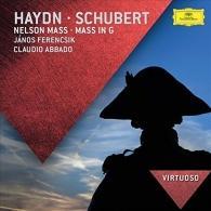 Claudio Abbado (Клаудио Аббадо): Haydn: Nelson Mass; Schubert: Mass In G Minor