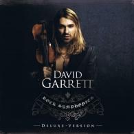 David Garrett (Дэвид Гарретт): Rock Symphonies - deluxe