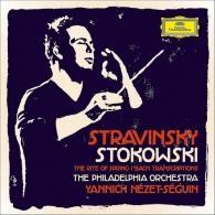Yannick Nezet-Seguin (Янник Незе-Сеген): Stravinsky/ Stokowski - The Rite Of Spring/ Bach Transcriptions