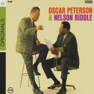 Oscar Peterson (Оскар Питерсон): Oscar Peterson & Nelson Riddle