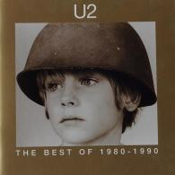U2 (Ю Ту): Best Of 1980-1990