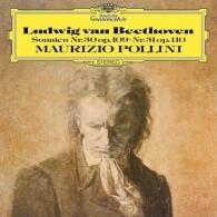 Maurizio Pollini (Маурицио Поллини): Beethoven: Piano Sonatas Nos.30 & 31