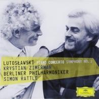 Krystian Zimerman (Кристиан Цимерман): Lutosławski: Piano Concerto, Symphony 2
