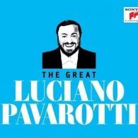 Luciano Pavarotti (Лучано Паваротти): The Great Luciano Pavarotti