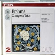 Beaux Arts Trio: Brahms: Complete Trios