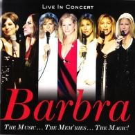 Barbra Streisand (Барбра Стрейзанд): The Music…The Mem'ries…The Magic!