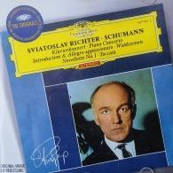 Sviatoslav Richter (Святослав Рихтер): Schumann: Piano Concerto; Introduction & Allegro a