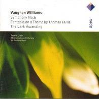 Andrew Davis (Эндрю Дэвис): Symphony No.6, Fantasia On A Theme By Thomas Tallis & The Lark Ascending