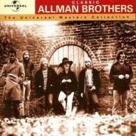 The Allman Brothers Band (Зе Олман Бразерс Бэнд): Universal Masters Collection
