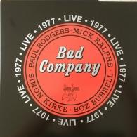 Bad Company (Бад Компани): Live 1977