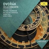 Pierre Fournier (ПьерФурнье): Dvorak: Cello Concerto, Symph.8