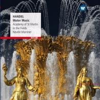 Neville Marriner (Невилл Марринер): Water Music