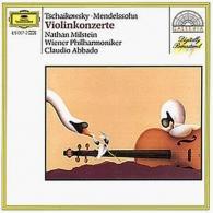 Claudio Abbado (Клаудио Аббадо): Tchaikovsky/ Mendelssohn: Violin Concertos