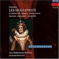 Dame Joan Sutherland (Джоан Сазерленд): Meyerbeer: Les Huguenots