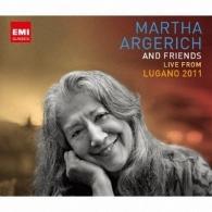 Martha Argerich (Марта Аргерих): Martha Argerich And Friends Live At The Lugano Festival 2011