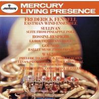 Frederick Fennell: Sullivan: Pineapple Poll Suite/ Wagner: Lohengrin & Das Rheingold