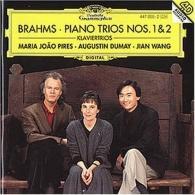 Maria Joao Pires (Мария Жуан Пиреш): Brahms: Piano Trio Nos.1 Op.8 & 2 Op.87