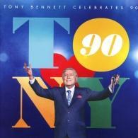 Tony Bennett (Тони Беннетт): Tony Bennett Celebrates 90