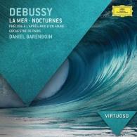 Daniel Barenboim (Даниэль Баренбойм): Debussy: Nocturnes; Prelude; La Mer