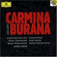 Andre Previn (Андре Превин): Orff: Carmina Burana