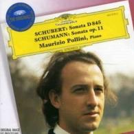 Maurizio Pollini (Маурицио Поллини): Schubert, Schumann