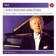 Arthur Rubinstein (Артур Рубинштейн): Rubinstein Plays Chopin - Sony Classical