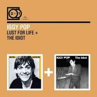 Iggy Pop (Игги Поп): Lust For Life/ The Idiot
