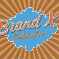 Brand X (Бренд Икс): Nuclear Burn (The Virgin Albums)