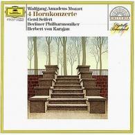 Herbert von Karajan (Герберт фон Караян): Mozart: The Horn Concertos