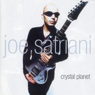 Joe Satriani (Джо Сатриани): Crystal Planet