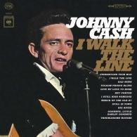 Johnny Cash (Джонни Кэш): I Walk The Line: Greatest Hits (1965)
